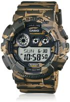 G-Shock Absolute Green Camouflage Digital Watch