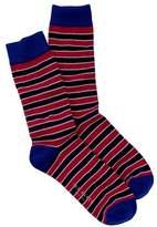 Ted Baker Stripe Crew Socks