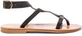K. Jacques Leather Artimon Sandals