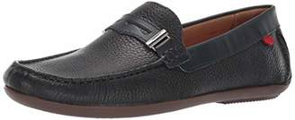 Marc Joseph New York Mens Genuine Leather Made in Brazil Mulberry Loafer