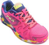 Fila Shadow Sprinter Girls Athletic Shoes - Little Kids