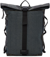 Diesel Blue and Camo D-running Roll Backpack