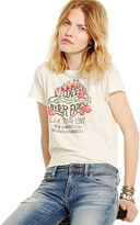 Denim & Supply Ralph Lauren RL Tomboy Graphic Jersey Tee