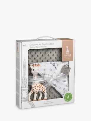 Sophie La Giraffe Teether & Blanket Gift Set