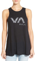 RVCA &Crystalized& Graphic Tank