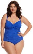 LaBlanca La Blanca Plus Size Island Goddess Sweetheart One Piece Swimsuit 8154700