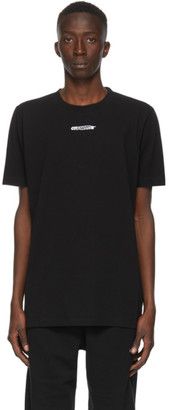 Off-White Black Barrel Worker T-Shirt