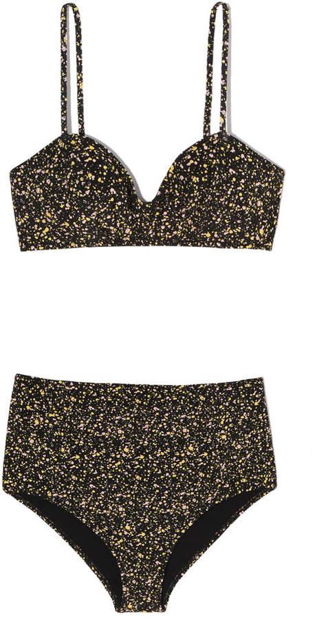 Naelie Ilona Glam High-Waisted Bikini Set
