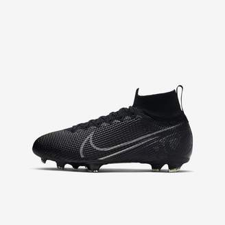 Nike Kids' Firm-Ground Soccer Cleat Jr. Mercurial Superfly 7 Elite FG