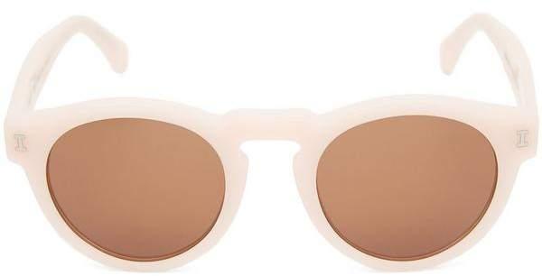 Illesteva Leonard Round Sunglasses