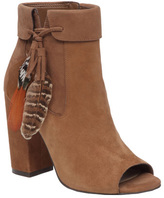 Jessica Simpson Women's Kailey Open Toe Bootie