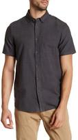 Volcom Sampson Woven Modern Fit Short Sleeve Shirt