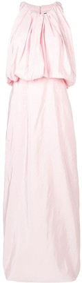Calvin Klein sleeveless long dress