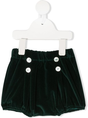 Siola High-Waisted Bloomer Shorts