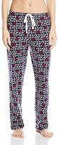 Nautica Sleepwear Women's Knit Pajama Pant