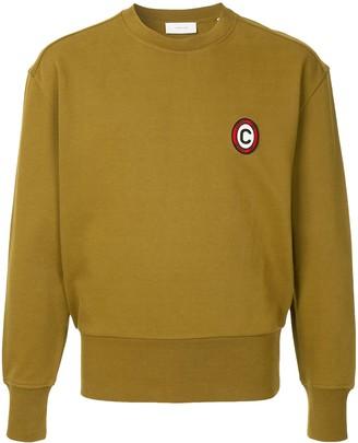 Cerruti Logo Patch Sweater