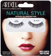 Ardell Fashion Lashes - 101 Demi Black - Pack of 6