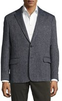 Billy Reid Larson Linen-Blend Jacket