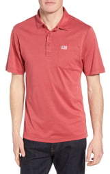 Travis Mathew TravisMathew Rodeo Night Regular Fit Polo