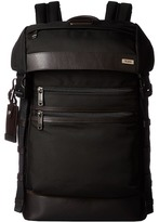 Tumi Alpha Bravo - Kinser Flap Backpack Backpack Bags
