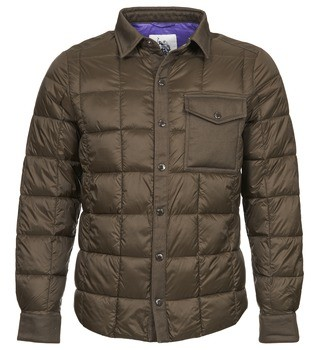 U.S. Polo Assn. PADDED men's Jacket in Brown