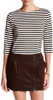 Melissa Odabash Cali Striped Shirt