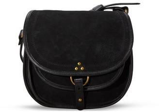 Jerome Dreyfuss Goatskin small Felix crossbody bag