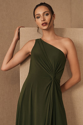 BHLDN Brixen Dress By in Green Size 10