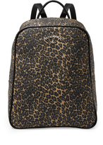 Vivienne Westwood Anglomania Leopard Backpack 190038 Green