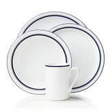 "Dansk Bistro® Christianshaven Blue"" 4 Piece Place Setting"