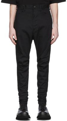 Julius Black Twisted Jeans