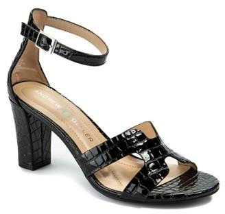 Andrew Geller Quizzical Sandal