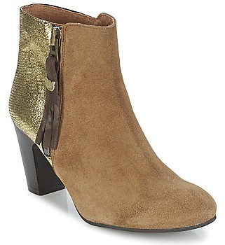 Lollipops VEGA BOOTS 1 women's Low Ankle Boots in Brown