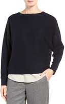 Nordstrom Women's Cross Back Cashmere Sweater