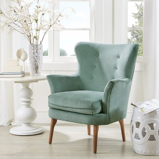 Madison Home USA Ellie Seafoam Accent Chair