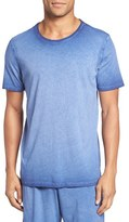 Daniel Buchler Men's Vintage Wash Cotton T-Shirt