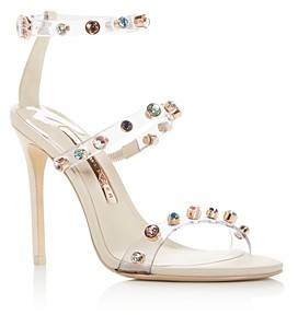 Sophia Webster Women's Rosalind Gem 100 High-Heel Sandals