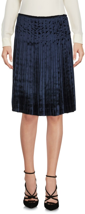 Prada Knee length skirts - Item 35332494IW