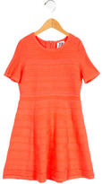 Milly Minis Girls' Textured A-Line Dress w/ Tags