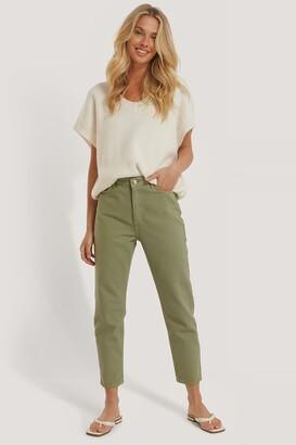 Trendyol Pastel High Waist Mom Jeans