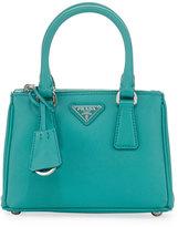 Prada Saffiano Mini Box Satchel Bag