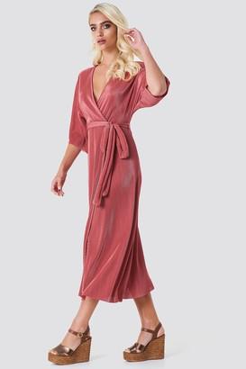 Rut & Circle Lola Plisse Kimono