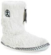 Bedroom Athletics Women's 'Marilyn' Faux Fur Slipper Boot