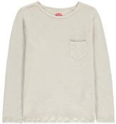 Bonton Sale - Linen T-Shirt with Pocket