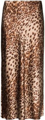 Reformation Pratt midi skirt
