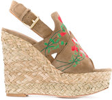 Ash Bikini wedge sandals