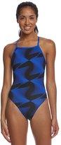 Speedo Endurance+ Women's Flow Control Cross Back One Piece Swimsuit 8155659