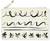 Kate Spade Daisy Place Pencil Pouch Set