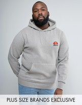 Ellesse Plus Hoodie With Small Logo