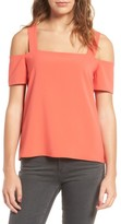 Cooper & Ella Women's Ava Cold Shoulder Top